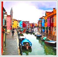 nurses seminar at sea cruises images Burano, Italy