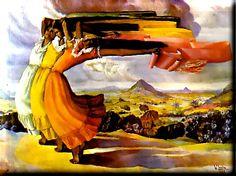 """CUSCATLAN vientos de octubre  """" Valero Lecha"""