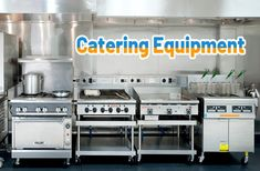 Here is what do you need to keep in mind while buying #commercial #catering #equipment.