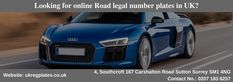 Buy a Private number plate online from UK Registrations. we selling high-quality road legal replacement plates according to British standard and also configuring number plate of your choice at an affordable cost.  For more details visit our website. https://www.ukregplates.co.uk/