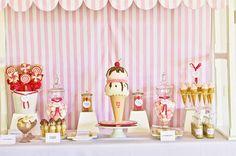 Ice - Cream! Birthday Party Ideas   Photo 2 of 13