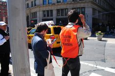 IlPost - New York,  Seeing Eye Person