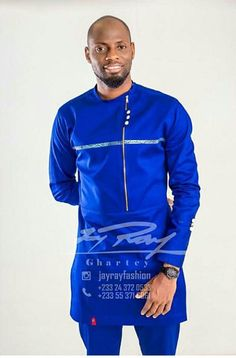 African Shirts For Men, African Attire For Men, African Clothing For Men, African Wear, Nigerian Men Fashion, African Men Fashion, Gold Fashion, Men's Fashion, Couples African Outfits