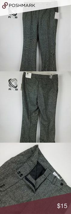 """Calvin Klein Classic Fit Tweed Pants Wool Blend Calvin Klein Classic Fit Tweed Pants Wool Blend  30"""" Inseam  Sizes 4, 6, 8, 10 and 14 available Calvin Klein Pants Trousers"""