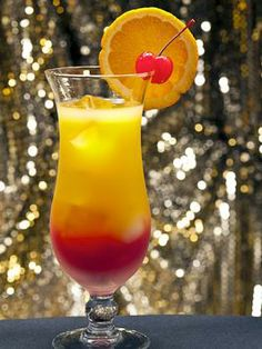 Tequila Sunrise - on HGTV