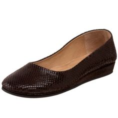 French Sole FSNY Womens Zeppa SlipOn Loafer Chocolate Snake Print 75 M US *** See this great product by click affiliate link Amazon.com