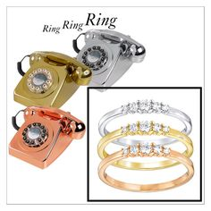 """All About the Ring"" by dutyfreecrystal ❤ liked on Polyvore featuring duty free"