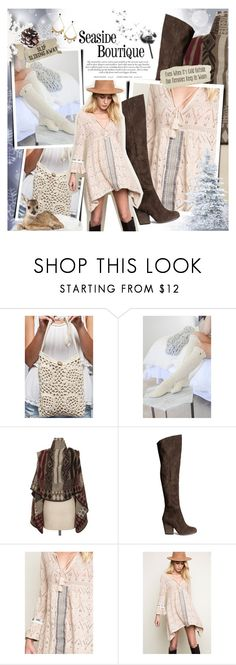 """""""SEASIDE BOUTIQUE - Happy New Year! :)"""" by anita-n ❤ liked on Polyvore featuring H&M"""