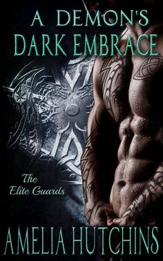 A Demon's Dark Embrace by Amelia Hutchins Our favorite half demon with a mousy librarian and revenge on his mind. Spice loved this one.