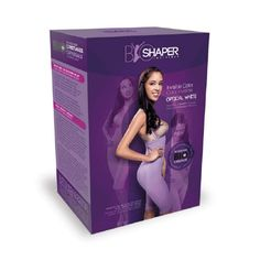 Bio Shaper. Made of lycra girdle bio impregnated with an imperceptible crystals and color. The bio crystals manage to keep the infrared heat in the body... MORE INFORMATION ON OUR WEBSITE