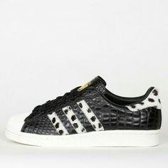 Adidas superstar 80s animal