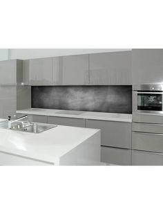 Küchenrückwand - Alu-Dibond - Schiefer Design 01 | Pinterest ...