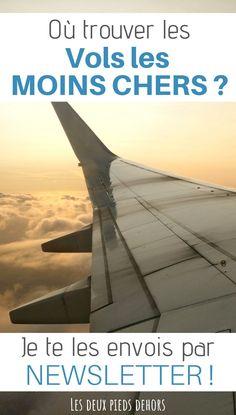 Tu aimes voyager pas cher ? Sans te ruiner ? Le billet d'avion est souvent l'élément qui coute le plus cher. Je te propose de t'envoyer par email 1 à 2 fois par semaine les meilleurs bons plans de billets d'avion pas chers que j'ai trouvé autour du monde ! Un petit service simple qui te permet d'économiser de l'argent tout l'année et en voyage ! #voyage billet avion astuce | billet avion pas cher | voyage pas cher destinations | astuce voyage avion | astuce voyage pas cher | vacances pas… Travel Packing, Travel Bags, Voyage Europe, Blog Voyage, Destinations, Airplane View, Caribbean, Bons Plans, Good Things