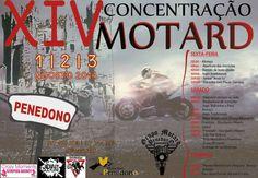 14º Concentração Motard de Penedono 2014