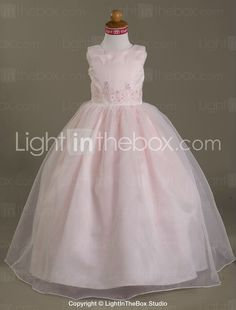 Maybe not quite so poofy and make the dress white and the embellishment red/sparkly?