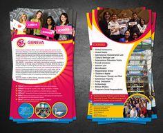 Geneva Summer Schools Flyer - University of Geneva by Design Injector