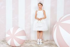 Monnalisa SS16 luxury childrenswear at Chocolate Clothing.   #childrenswear…
