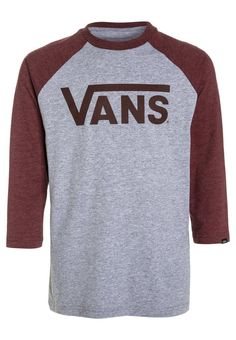 ¡Consigue este tipo de camiseta manga larga de Vans ahora! Haz clic para  ver los detalles. Envíos gratis a toda España. Vans CLASSIC RAGLAN Camiseta  manga ... 4c5c94b66bd