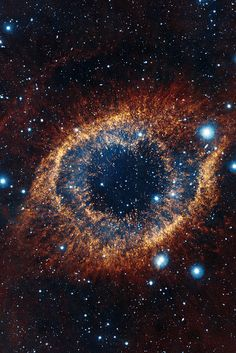 "Helix Nebula..oh my sweet Lord, how SPECTACULAR is this..my heart says it is ""the eye of God"" wow!!"