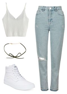 """29"" by ddaisiee on Polyvore featuring Topshop and Vans"