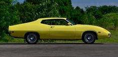 One-of-three prototype Ford Torino King Cobra once served as Bud Moore& runabout 70s Muscle Cars, Ford Torino, King Cobra, Old Classic Cars, Collector Cars, Custom Cars, Chevrolet, Jets, Bud
