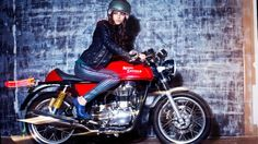 BBC TopGear Magazine India Car Gallery - Royal Enfield Continental GT: Most Beautiful Bike of the Year