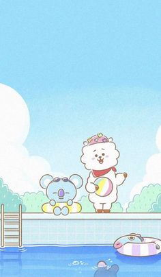 Mang in 2019 bts wallpaper bts bts lockscreen t Wallpaper 2016, Army Wallpaper, Wallpaper Space, Kawaii Wallpaper, Iphone Wallpaper, Line Friends, Bts Chibi, Bts Fans, Namjin