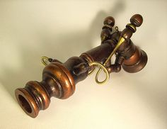 Old Vic Retro Steampunk Ray Gun 3 by Builders Studio, via Flickr