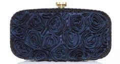 Bottega Veneta Snakeskin Mosaique Knot Clutch ($2,250 ...