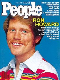 """June 12, 1978  COVER STORY  A Hollywood """"Hyphate""""  Spending Most of his Life in Showbiz, Ron Howard Takes Another Step in His Career As Producer-Director-Writer-Actor"""