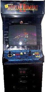 Arcade Games - Mortal Kombat 2 Arcade Game (1993)