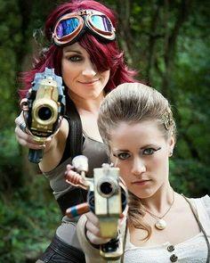 Bang Bang  #cosplay #cute #adorable #sexy #tall #beautiful #gorgeous #photography #stunning #hot #guns #steampunk