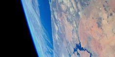 Cette photo de la Terre prise depuis l'espace par Thomas Pesquet est fantastique - Var-Matin