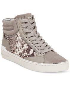 MICHAEL Michael Kors Kyle High Top Sneakers   macys.com