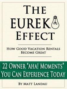 Eureka! A Completely Free Vacation Rental Marketing eBook