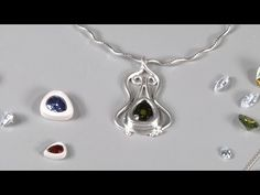Video tutorials for beginners projects in Art Clay, Silver Clay, Bronze Clay and Precious Metal Clay PMC
