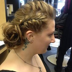 Beautiful work created by Stylist:  Cathy Kaid  At Mes Amies Salon (313) 881-0010