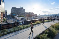 High Line Section 3, New York, 2014 - Diller Scofidio + Renfro