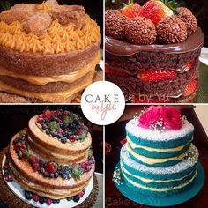 top 5 naked cake, bolo pelado, dicas sao paulo, festa, bolo de festa, bolo de casamento, cake