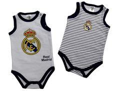 10 mejores imágenes de Equipa a tu bebé con la ropa del Real Madrid 615ee6afa020