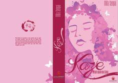 Capa de livro Fanfic Kaze - Album on Imgur