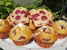 Skvelé višňovo-škoricové muffiny (fotorecept) - recept   Varecha.sk