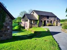 Cennen Cottages at Blaenllynnant, Ty Nant20in Carmarthenshire