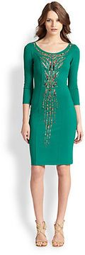 My new dress.... shopstyle.com: Roberto Cavalli Jeweled Dress