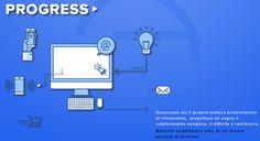 Progress - 3d0 - proud to be a web agency www.3d0.it #web #agency #digital