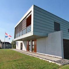 Casas de estilo moderno por Brand BBA I BBA Architecten
