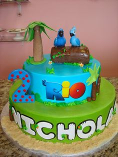 Rio Cake   rio cake