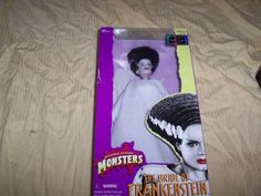 The Bride of Frankenstein Universal Studios Monsters @ niftywarehouse.com #NiftyWarehouse #Frankenstein #Halloween #Horror #HorrorMovies #ClassicHorror #Movies