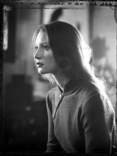 Wasikowska - Bizarre that this girl is 2 years older than I am, and from my small-town city of Canberra, Australia.