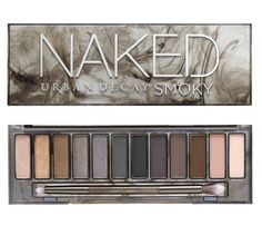 Urban Decay Naked Smoky Palette - Urban Decay Eye Shadow Palette Tutorial
